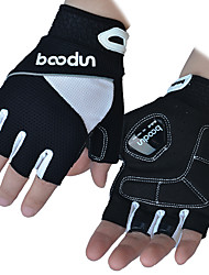 cheap -Sports Gloves Bike Gloves / Cycling Gloves Quick Dry Moisture Permeability Breathable Wearproof Anti-skidding Easy-off pull tab