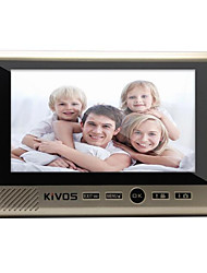 KiVOS KDB700 Video Intercom Indoor Wireless Doorbell Villa Hotel 7 Inch Household Indoor Machine