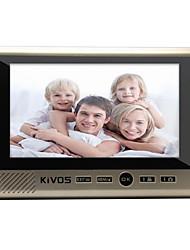 economico -30W像素 120° CMOS campanello sistema Senza fili Fotografato / Registrazione