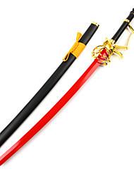 Arme Epée Inspiré par Seraph de la fin Cosplay Manga Accessoires de Cosplay Epée Bois Masculin