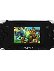 cheap -Multilingual 3.0'' Inch 32 Bit Portable Game Console Player Retro Games Handheld Gamepad MP5 Player Black Free Shipping