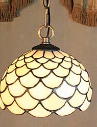 Tifani Vintage Regional Luzes Pingente Para Quarto Sala de Jantar Entrada Lâmpada Não Incluída