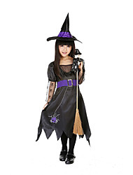 Costumes Movie & TV Theme Costumes Halloween / Children's Day Terylene Dress / More Accessories