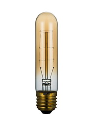 40W E27 Retro Industry Style Test Tube Incandescent Bulb High Quality