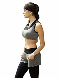 Women's Sport Bra with Running Pants Sleeveless Quick Dry Breathable Sweat-wicking Clothing Suits for Yoga Pilates Climbing Exercise &