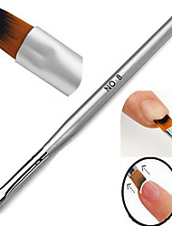 1PCS French Tips Guide Painting Pen Nail Art Tool