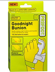 Bunion Device Hallux Valgus Orthopedic Braces Toe Correction Night Foot Care Corrector Thumb Daily Big Bone Orthotics