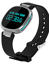 cheap -E08 Smart Bracelet iOS Android Mac os IPhone GPS Touch Screen Heart Rate Monitor Water Resistant / Water Proof Calories Burned Pedometers