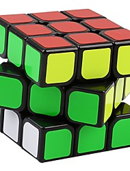 cheap -Rubik's Cube YongJun 3*3*3 Smooth Speed Cube Magic Cube Puzzle Cube Professional Level Speed Christmas New Year Children's Day Gift