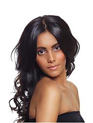cheap -Full Lace Human Hair Wigs Mongolian Virgin Hair Wavy Style Human Hair Full Lace Wigs for Women