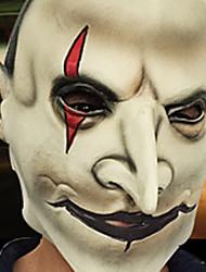 Halloween piena faccia mascherina di orrore smorfia masquerade festa in costume in movimento abito tema ha visto cappuccio maschera