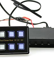 Недорогие -сенсорный экран водить панели переключателя ж / коробки цепи управления 15-контактный разъем VGA кабель для автомобиля грузовик караван