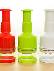 cheap -Onion Chopper Minced Garlic Maker Ginger Kitchen Supplies Simple And Generous  (Random  Colours)