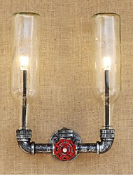 Luce a muro Luce ambientale 6W 110-120V 220-240V G4 Rustico/campestre Pittura