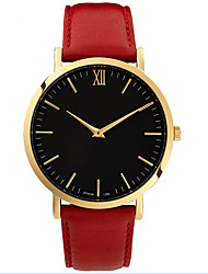 cheap -Hot Watch Women Leather Quartz Watches Brand Luxury Popular Watch Women Casual Fashion Wristwatches Relogio Feminino