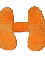 Cuscino da viaggio Cuscini poggiatesta per Cuscini poggiatesta Arancione Grigio Grigio scuro