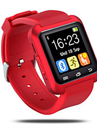 abordables -Montre Smart Watch Mode Mains-Libres Audio Bluetooth 2.0 iOS Android Pas de slot carte SIM