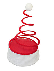 Classic Christmas Hat  Child Adult Christmas Decorations Holiday Party Supplies Santa Claus Accessories