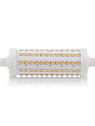 12W R7S LED Corn Lights Recessed Retrofit 108 SMD 2835 950-1000lm Warm White Cold White 3000-3500K 6000-6500K Decorative