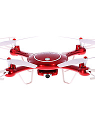 RC Drone SYMA X5UW 4CH 6 Axis 2.4G With Camera RC Quadcopter LED Lighting One Key To Auto-Return Auto-Takeoff Headless Mode 360°Rolling