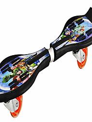 Cruisers Skateboard PU Black