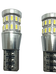 economico -2pcs 12v 6w T10 LED CAN-BUS lampada a LED readling lampada led luce targa