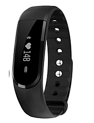 cheap -Bluetooth 4.0 Smart Band Wrist Bracelet Fitness Tracker Heart Rate Monitor Smartband Wristband for IPhone Xiaomi Phone