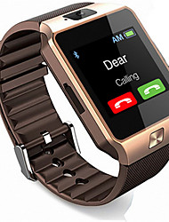 Smart watch Chiamate in vivavoce Sonoro Bluetooth 2.0 No Slot Sim Card