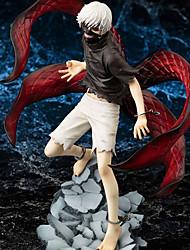 preiswerte -Anime Action-Figuren Inspiriert von Tokyo Ghoul Ken Kaneki 23 CM Modell Spielzeug Puppe Spielzeug