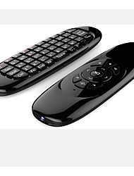 t10 2,4 g Doppel Fernbedienung Tastatur Mini drahtlose Tastatur