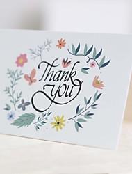 abordables -Doblado Superior Invitaciones De Boda Tarjetas de Agradecimiento Tarjetas de respuesta Tarjetas de Cumpleaños Tarjetas del Día de la
