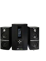 Exported To The United States EAGLE ST-306 LED Computer Speakers 2.1 Subwoofer Home Theater Wood Sound