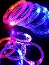 economico -Light Up Giocattoli giocattolo del gioco Circolare Plastica Arcobaleno Tutti