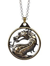 cheap -Men's Women's Unique Design Pendant Necklace Jewelry Alloy Pendant Necklace , Party Daily