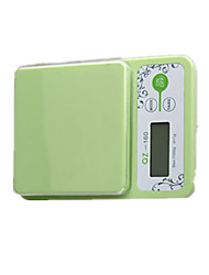 QZ160 Kitchen Scale (Note 7000 Grams - Green)