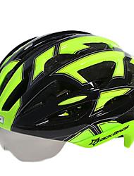 Недорогие -ROCKBROS Мотоциклетный шлем Велоспорт 26 Вентиляционные клапаны Горные Город Ультралегкий (UL) Спорт Молодежный Горные велосипеды