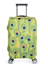 Unisex Bags All Seasons Polyester Boarding Case/Cabin Case for Outdoor White Purple Green Blue