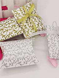 Недорогие -подушка карточная бумага пользу держатель с благосклонностью коробки-12 свадебных услуг
