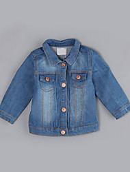 preiswerte -Unisex Jeans Lässig/Alltäglich einfarbig Baumwolle Herbst