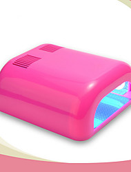 cheap -nail art supplies with fans uv lamp 36 w common nail machine