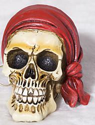 1pc de halloween cadeaux de décoration de fête ornements terroristes nouveauté