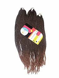 Senegal sintetički Twist pletenice Pletenice 81 Strands