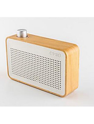cheap -Small Waves Wireless Bluetooth Speakers Sound Mobile Computer Portable Mini Creative Wood Grain