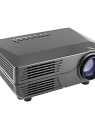 cheap -LCD Mini Projector lm Support XGA (1024x768) 20''-150'' inch Screen