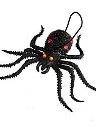 Недорогие -дизайн 1шт случайна Халоуин декора новизны подарка Террористические украшения те трюк игрушки паук