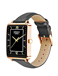 Smartwatch 1.61 inch Heart Rate Bluetooth Smart Watch Compatible for IOS Android Metal Body 280mAh Wristwatch
