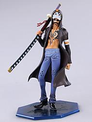 One Piece Trafalgar Law PVC 16cm Anime Action Figures Model Toys Doll Toy
