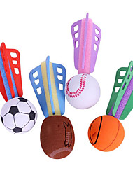 Missile Ball Foam Throwing Toy Pressure Reducing Toy Missile Ball