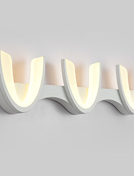 AC 85-265 30W LED Integrated Modern/Contemporary Painting Feature for LED,Ambient Light Wall Sconces Wall Light