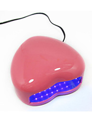 Manicure tools LED  oil glue for phototherapy light a heart-shaped phototherapy machine necessary supplies wholesale